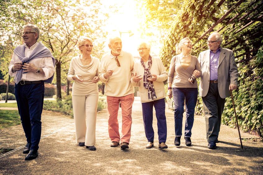 Le connessioni sociali preservano la memoria e rallentano l'invecchiamento cerebrale