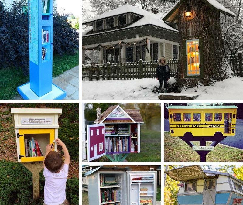 Little Free Library: cultura, bellezza, condivisione e magia finalmente insieme!