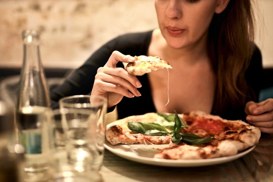 Questa settimana ho imparato che… alcuni obiettivi sono come la pizza: devi ordinarla e dimenticartene!
