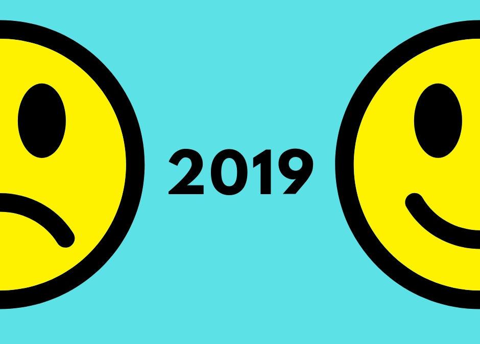 2019: terribile o straordinario? Dipende da te!