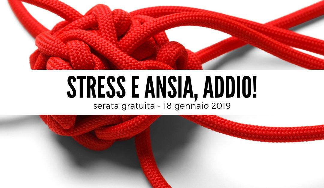 Riesci a immaginare una vita senza stress?